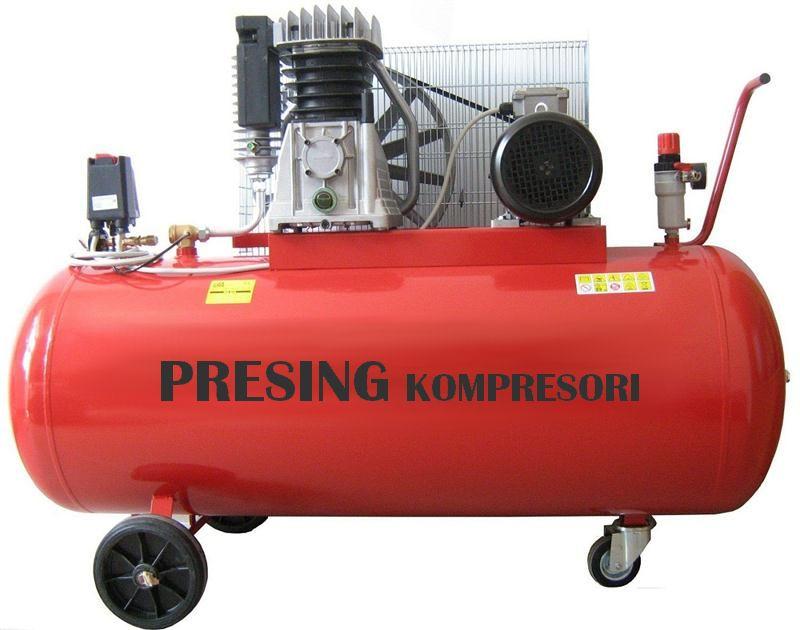 Klipni kompresor 270 l - 4 kW - GG610