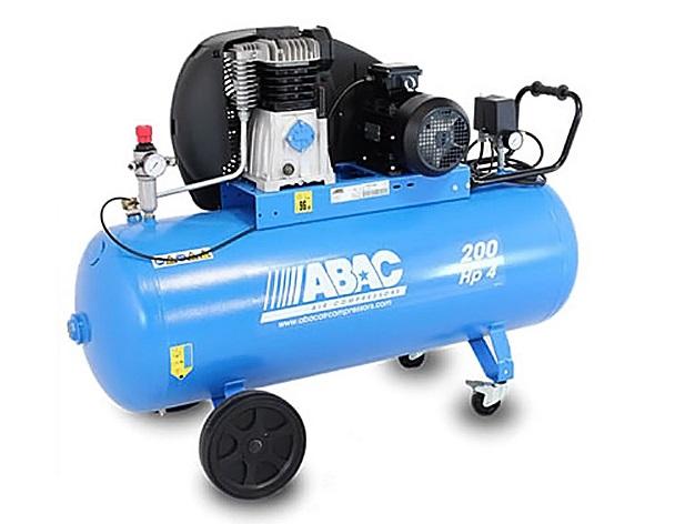 ABAC kompresor PRO A39B 200 CT4