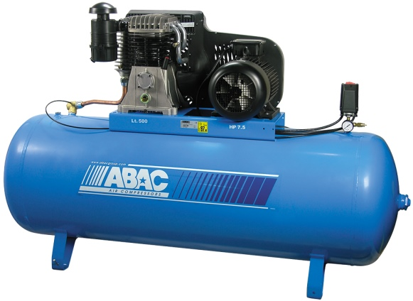 ABAC klipni kompresor B7000/10/500