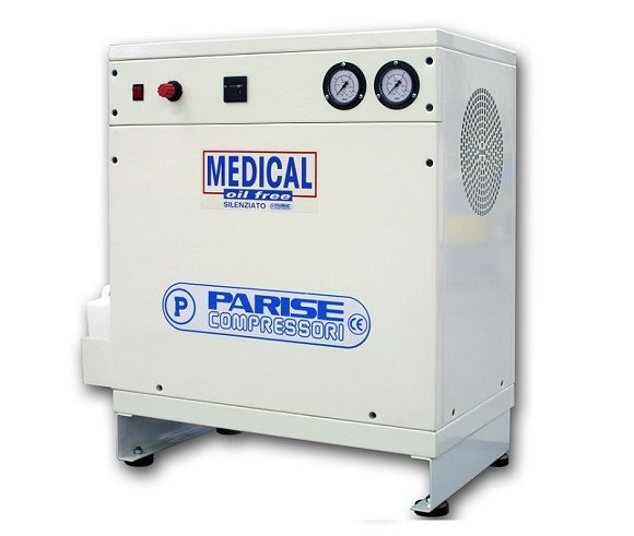 Bezuljni dentalni kompresor P30 OF2-P-RESIL