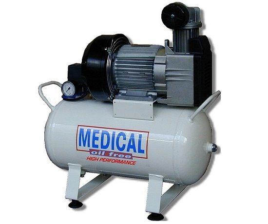 Bezuljni dentalni kompresor P30 OF1-P