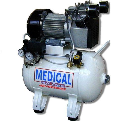 Bezuljni dentalni kompresor P30 OF2-P