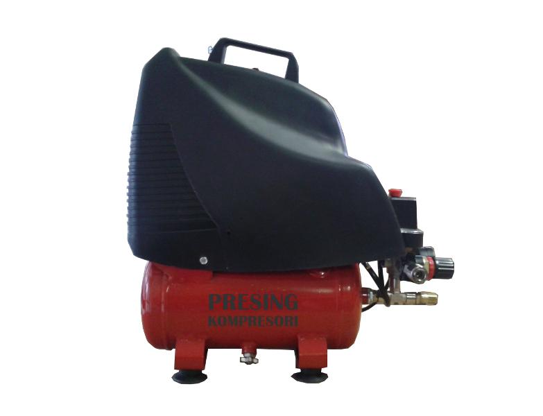Bezuljni kompresor 6 l - 1.1 kW - 220 V