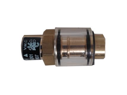 """VMC preglednik povrata ulja 0,4 mm, priključak 1/8"""""""