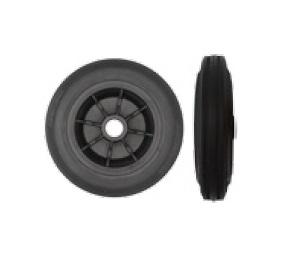 Kotač gumeni crni 160x35
