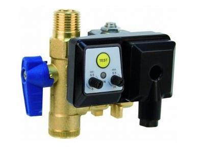 Vremenski kontroliran ispuštač kondenzata