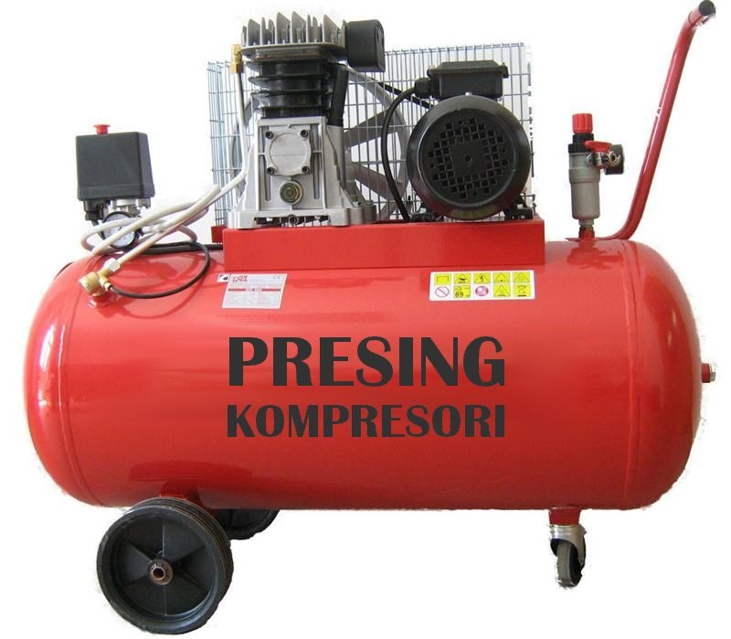 Kompresor - 100 l - 1,5 kW - 400 V - B2800
