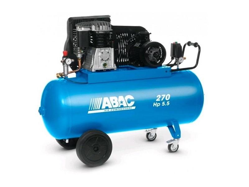 ABAC klipni kompresor PRO B5900B 270 CT5.5