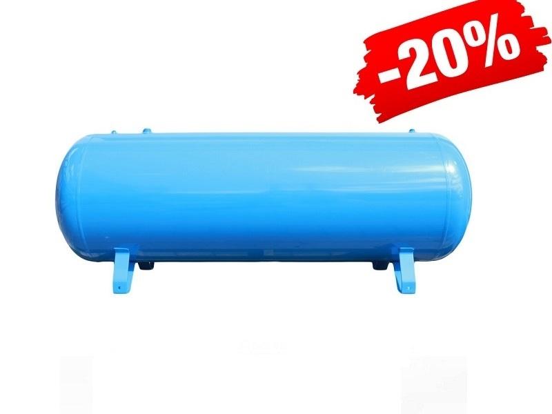 Tlačna posuda 1000 l - 16 bar – horizontalna