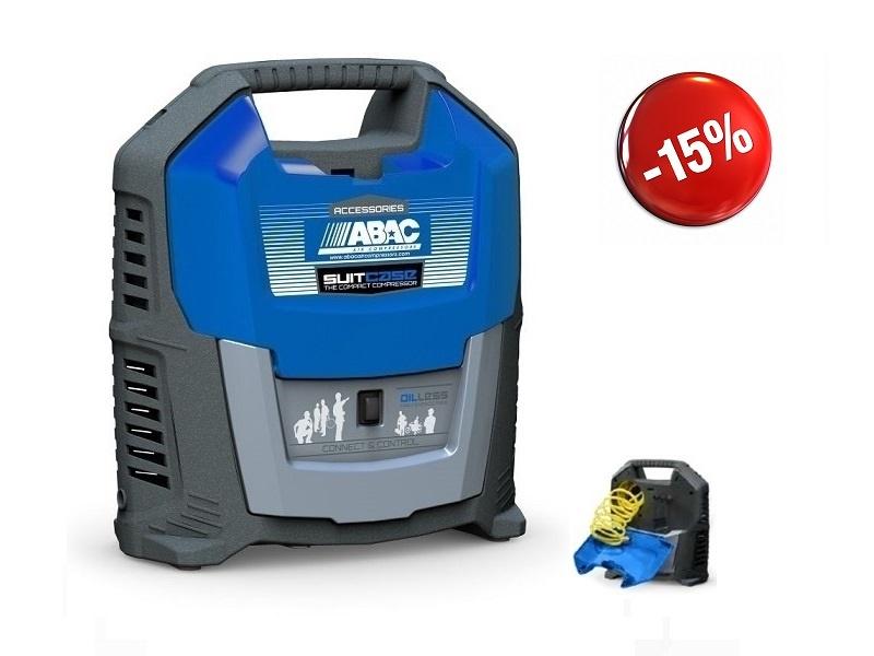 ABAC kompresor Suitcase 0