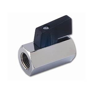 """Kuglični ventil mini 1/8"""" FF"""