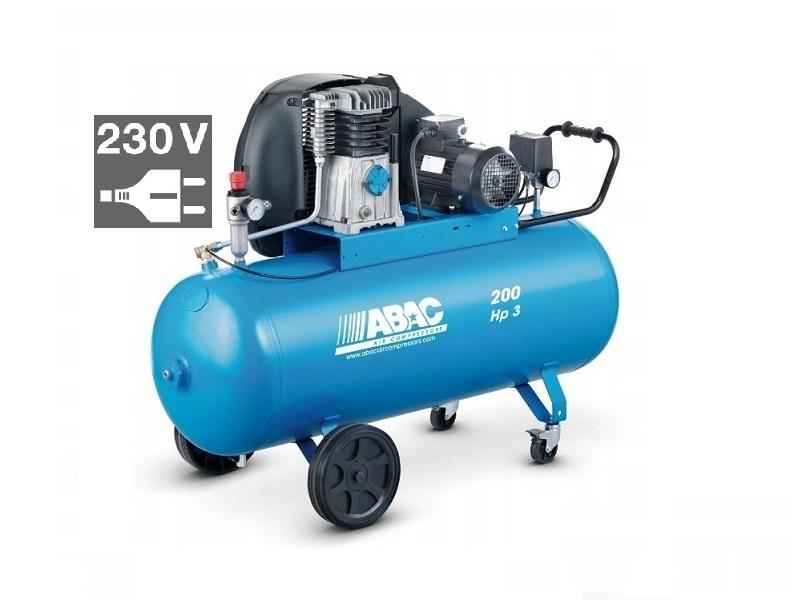 ABAC kompresor PRO A49B 200 CM3