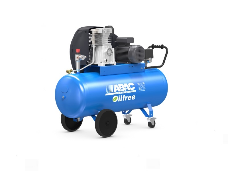 ABAC bezuljni kompresor Zero A29B-O 100 CM3