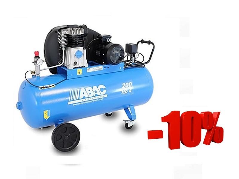 ABAC klipni kompresor PRO A39B 200 CT4