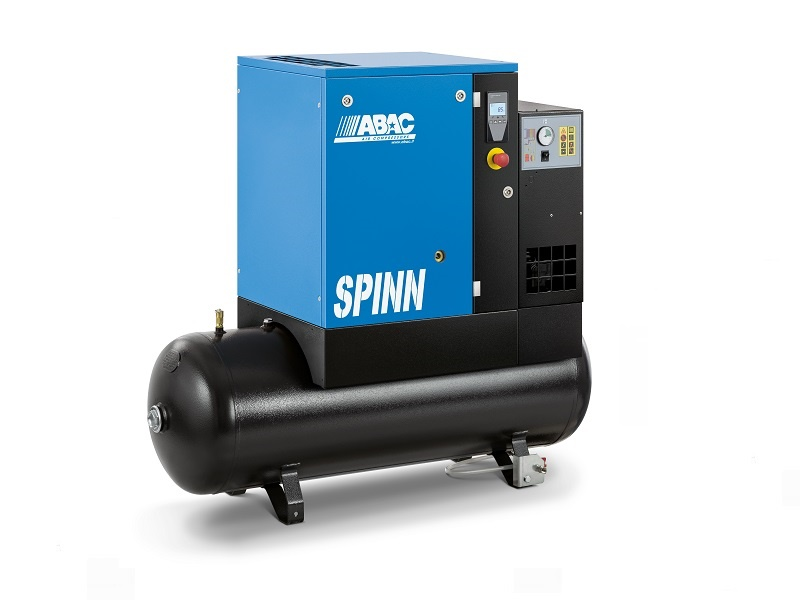 Vijčani kompresor ABAC SPINN 3E 10 400/50K 200 C CE