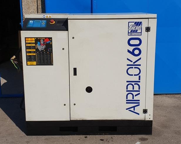 Rabljeni vijčani kompresor Fiac Airblok 60, 45 kW