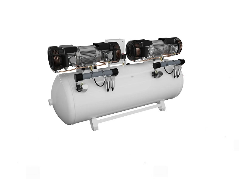 GENTILIN kompresor Clinic Dry 12.500 H