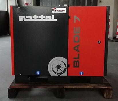 Rabljeni rotacijski kompresor Mattei Blade 7-H