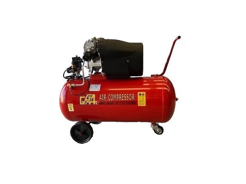 Klipni kompresor - 100 l - 2,2 kW - 220 V - direktni