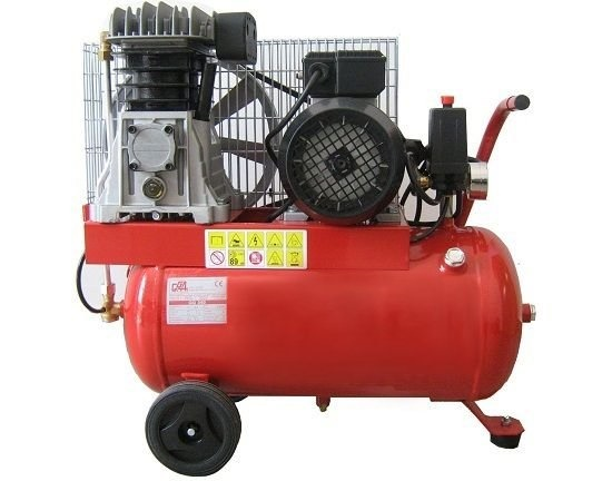 Kompresor 50 l - 1,5 kW - 230 V - B2800