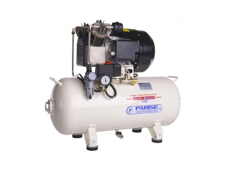 Bezuljni dentalni kompresor P50 OF2-P