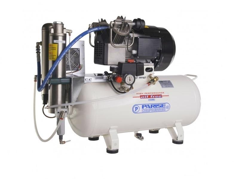 Bezuljni dentalni kompresor P50 OF2-P RE